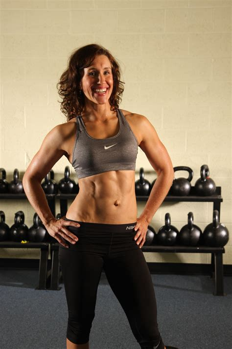 instructor danyelle berger cscs mba kettlebell russian