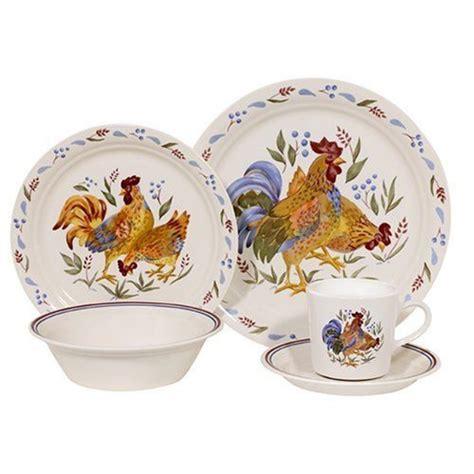 country kitchen ware dinnerware chicken dinnerware set chicken dinnerware set 2925