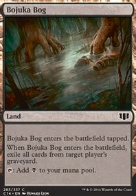 mtg scarecrow commander deck within the bog faeries witches scarecrows legacy