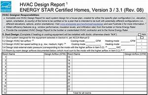 Energy Star Hvac Design Report  5  Duct Design