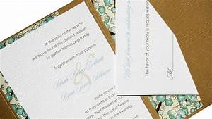 1000 images about make your own wedding invitations on With print your own pocket wedding invitations
