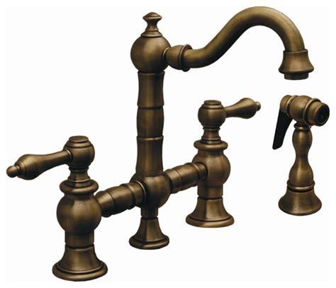 rustic kitchen faucets rustic kitchen faucets 28 images whksdcr3 8104 abras antique brass faucet rustic faucets