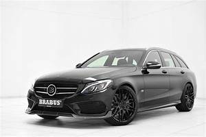 Loa Mercedes Classe C : brabus prop e um cocktail explosivo para a mercedes benz classe c station ~ Gottalentnigeria.com Avis de Voitures