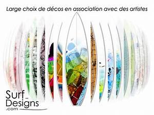 Planche Surf Deco : surf designs industrie surf lacanau surf info ~ Teatrodelosmanantiales.com Idées de Décoration