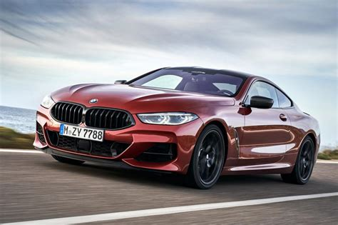 8 Series Coupe Hd Picture by New Bmw 8 Series 2019 Review Pictures Auto Express