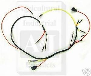 New Ford Main Wiring Harness Naa 1953