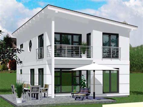Moderne Pultdachhäuser by Maison De Surface Standard Multiviews Btp