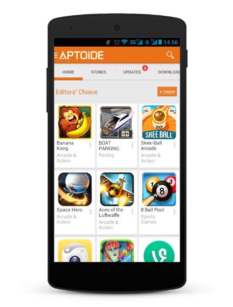 aptoide android aptoide la tienda de aplicaciones en la que puedes crear