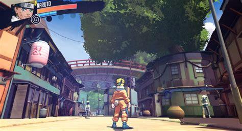First Naruto Xbox 360 Screenshot And New Manga Fighting Rpg Info