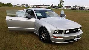 Used 2005 Ford Mustang GT V8 for Sale Maryland 5 Speed Manual # C301438C - YouTube