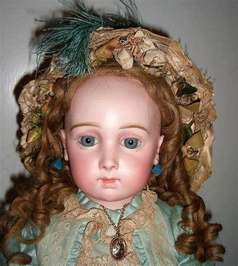 Hair Implants Shawnee Mission Ks 66279 25 Quot Antique Triste Jumeau Doll With Early 8
