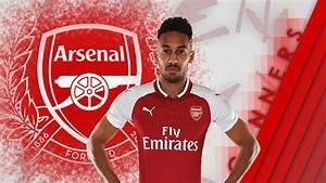 Pierre Emerick Aubameyang Arsenal Wallpaper HD | 2019 Live ...