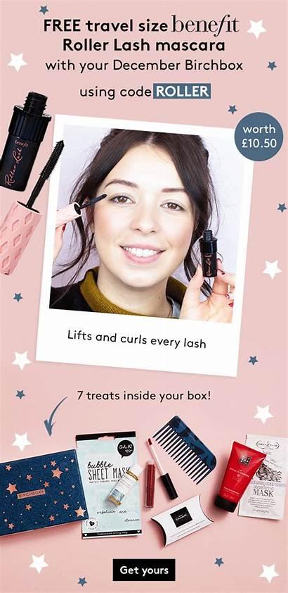 Lash Roller Mascara Benefit Birchbox Hellosubscription