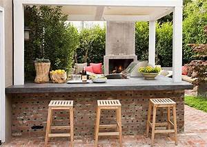 photo cuisine exterieure jardin elegant vondom with photo With beautiful decoration jardin zen exterieur 11 deco piscine pour un exterieur confortable et elegant
