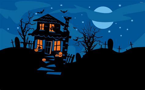 Haunted House Wallpaper Animated - animated haunted house desktop wallpaper inn spb ru