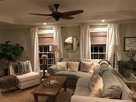 Rustic Home Decor Living Room Farmhouse Style Joanna