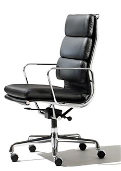 Herman Miller Eames Soft Pad Executive Chair by Eames Soft Pad Executive Chair Herman Miller