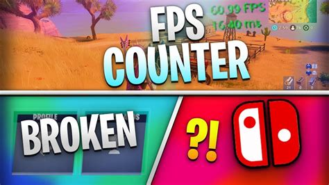 fortnite mobile news fps counter switch players removed