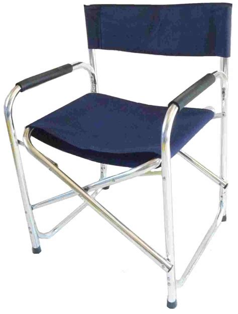 aluminum frame directors chair canvas chair cover wallet padded pole cover