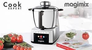 Magimix Cook Expert Prix : comparatif robot cuisine les promotions sur les ~ Premium-room.com Idées de Décoration