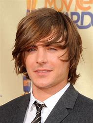 Zac Efron Long Hairstyles