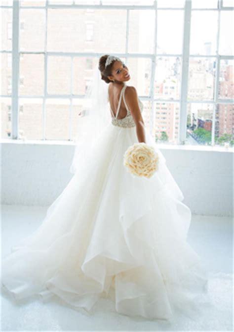 real brides hayley paige dori  preowned wedding