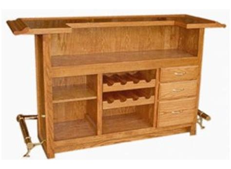 home bar plans    woodworking