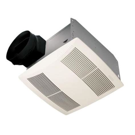 nutone bathroom fan home depot nutone qt series 130 cfm ceiling exhaust bath fan