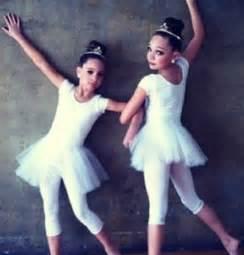 Maddie and Mackenzie Ziegler Photoshoots