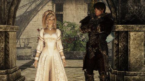Noble Dress At Skyrim Nexus Mods And