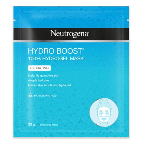 Hydro Boost® Hydrogel Mask | NEUTROGENA® Australia