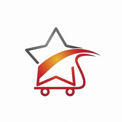 Shopping Star Cart Graphicsprings