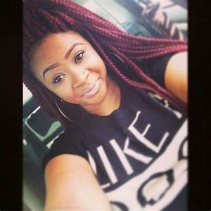 Red box braids | Braids 4 my daughter | Pinterest