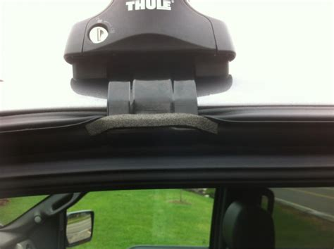 thule roof rack installation thule roof rack install problems ford f150 forum