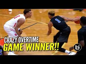 Crazy Overtime That Ends With GAME WINNER! FULL HIGHLIGHTS ...