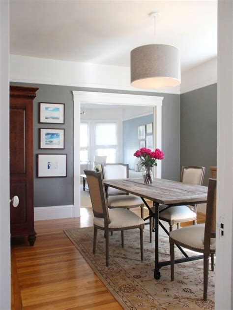 25+ Best Ideas About Gray Dining Rooms On Pinterest
