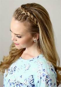 Tresse Cheveux Courts : tresse a cheveux ~ Melissatoandfro.com Idées de Décoration