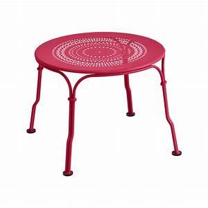 Table Basse Rose : table basse 1900 table basse jardin table basse metal ~ Teatrodelosmanantiales.com Idées de Décoration