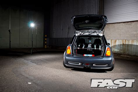 Are Mini Coopers Fast by Modified Mini Cooper S Works Gp Fast Car