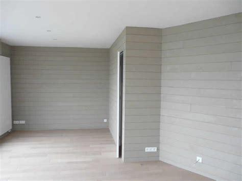 chambre en lambris peindre du lambris bois en blanc 5 voir plus decoration