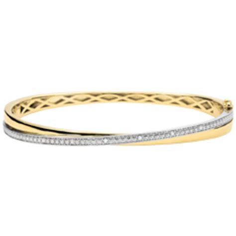 bracelet jonc or blanc femme bracelet or et bracelet diamant bracelet femme edenly