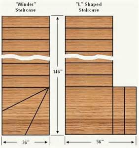 u shaped stair calculator how to build a cascading deck stair studio design