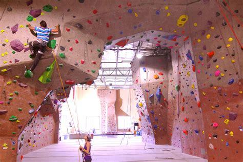 climbing rock gym canyons frisco indoor walls canyon crazy lifestylefrisco