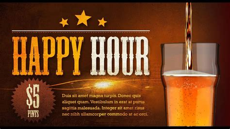 happy hour beer glass  effect youtube