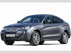 BMW X4 SUV 20142018 review Carbuyer