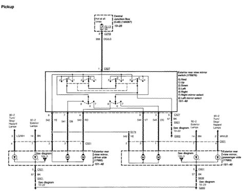Stereo Wiring Diagram 04 F150 by 2004 F150 Mirror Wiring Diagram Imageresizertool
