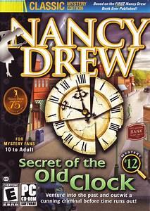 Nancy Drew Secret Of The Old Clock Full Game Free Pc