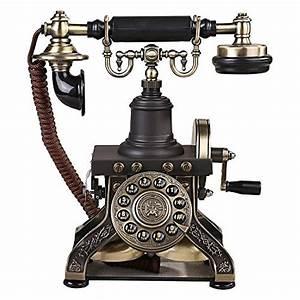 Telefon Schnurlos Retro : retro telefon vergleich die 5 besten nostalgietelefone hier ~ Buech-reservation.com Haus und Dekorationen