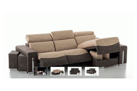 canapé fauteuil relax canape relax tetiere rabattable reglable motorise