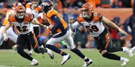 Cincinnati Bengals Place Linebacker Nick Vigil On Injured